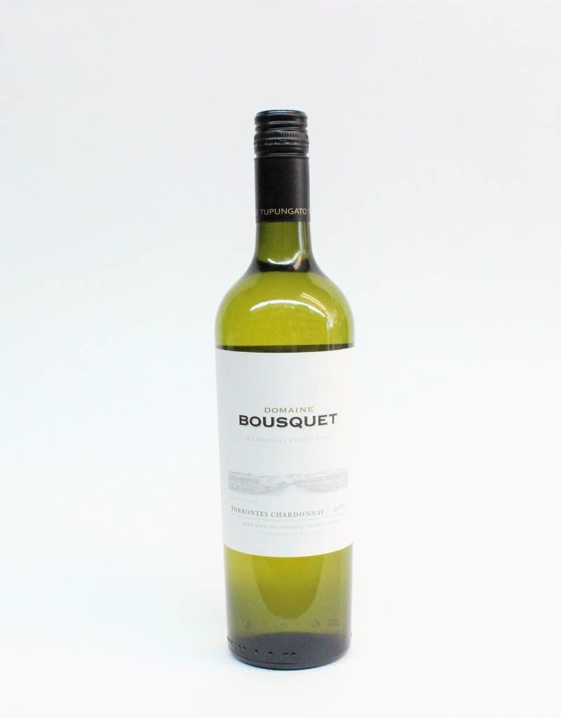 Domaine Bousquet 2015 Torrontes Chardonnay ABV 125 750 ML