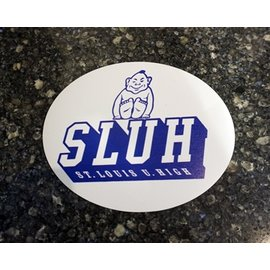 spirit Auto Decal - Magnet Oval
