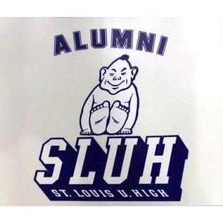 spirit Auto Decal - Alumni Sticker