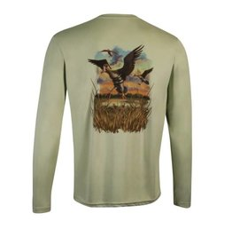 Specklebelly Long Sleeve Dri-Fit