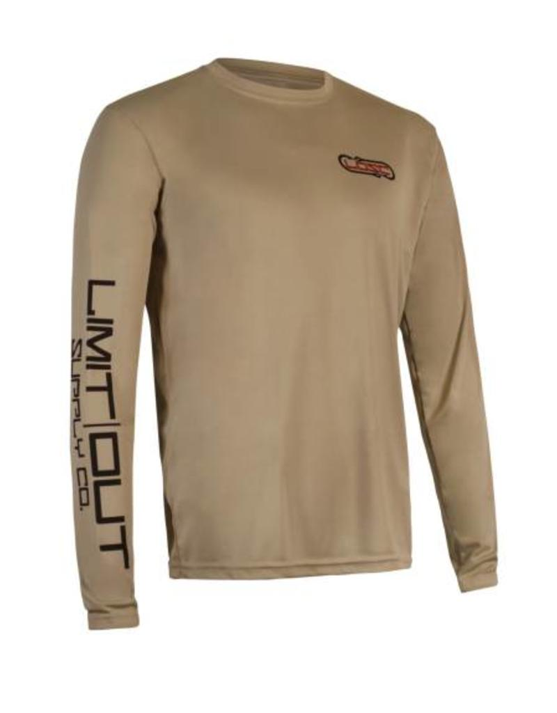 Hooked - Bass Long Sleeve Dri-Fit