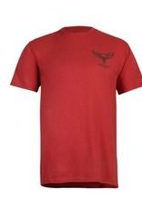 Cotton Ts (50/50) Red/ Black