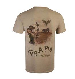 """Gig A Pig"" Cotton T"
