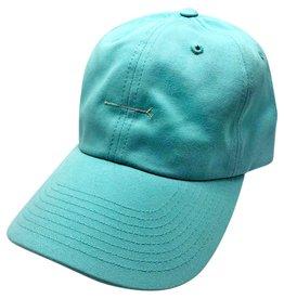 Richardson Cotton Buckle Hat- Aruba Blue
