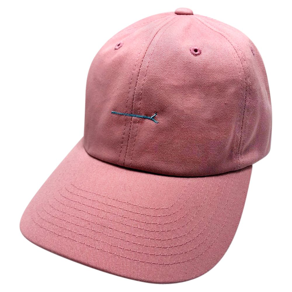 Buckle Hats: Cotton Buckle Hat- Light Pink