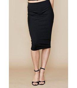 David Lerner David Lerner Tube Pencil Skirt Size XS