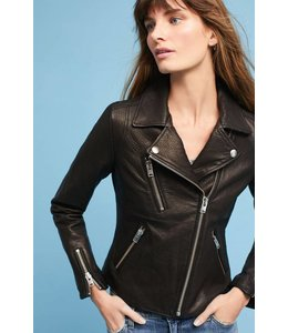 DOMA DOMA Reed Leather Jacket