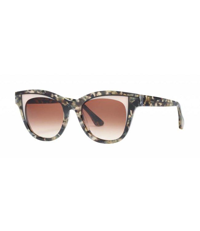 Thierry Lasry Thierry Lasry Frivolty Grey Tortoise and Pink