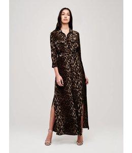 L'AGENCE L'AGENCE Cameron Long Shirt Dress Size XS
