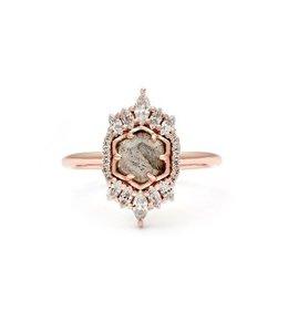 Melanie Auld Melanie Auld Medina Ring- Labradorite