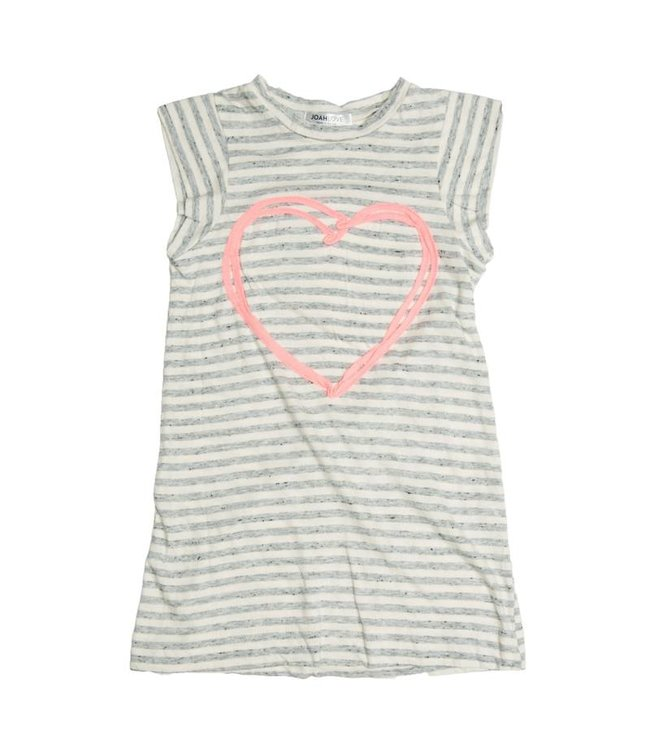 Joah Love Joah Love Striped Heart Dress