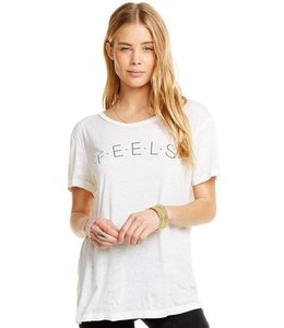 CHASER CHASER Vintage Everybody Tee- Feels