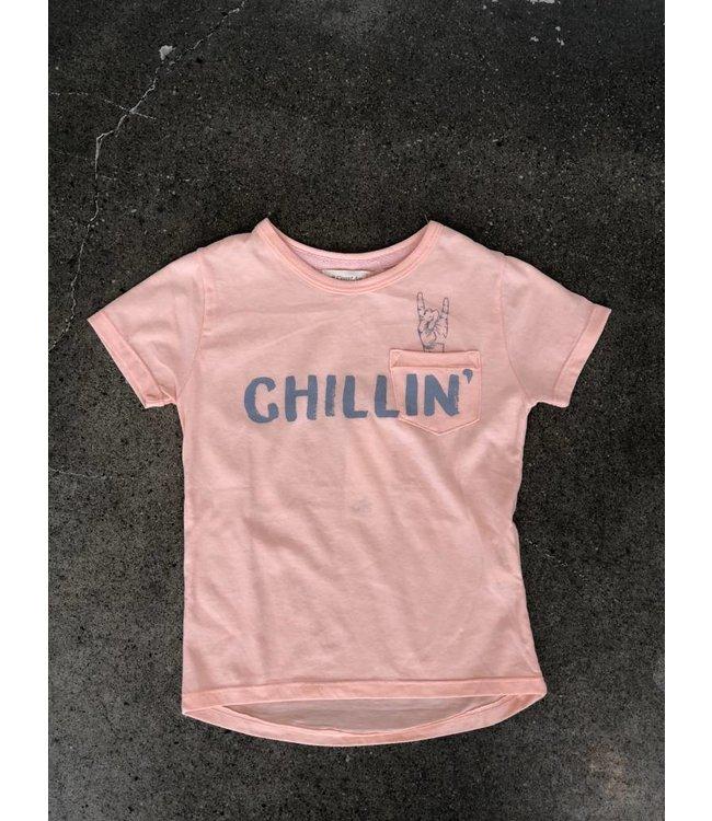 98 Coast 98 Coast Chillin T-Shirt Size 2-4Y