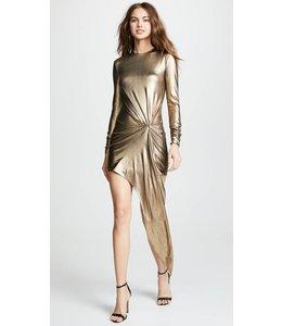 Ronny Kobo Ronny Kobo Haddasah Dress-Gold