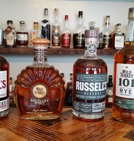Oct. 4th Wild Turkey Tasting