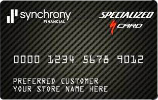 Specialized Scard Credit card