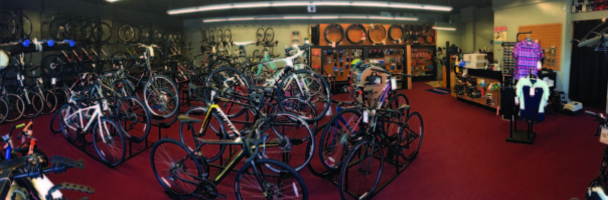 East Providence Bicycle Shop