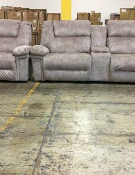 S610RC4&6Y14 Best Parker RCNLR 2PC Sofa/Chair