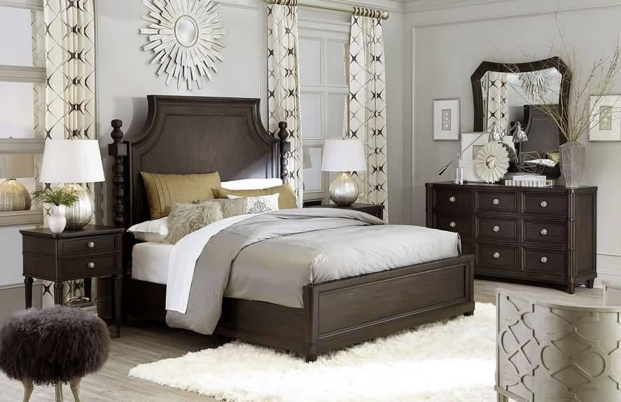 ART Furniture 218136KCS-2713DISC ART Morrissey 4PC King Bed Set(KB,D,M,N)CLEARANCE