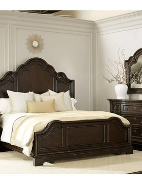 ART Furniture 402135QCS-2107DISC ART Bella Queen Bed Malbec 5PC Set(QB,D,M,2N)CLEARANCE