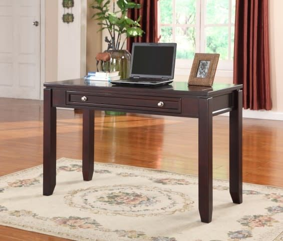 Parker House Furniture BOS#357D&375DISC Parker House Bosto 2PC Desk & File Set