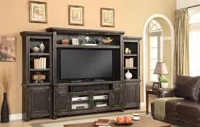 Parker House Furniture RID#172-4 Parker House Ridgecrest 4PC Entertainment Wall