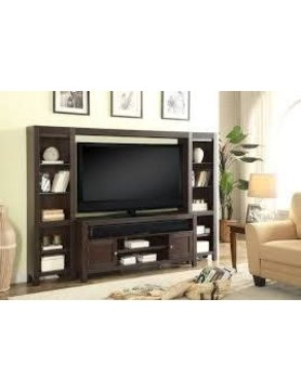 Parker House Furniture NEW#60-4 Parker House Newport 4PC Entertainment Wall