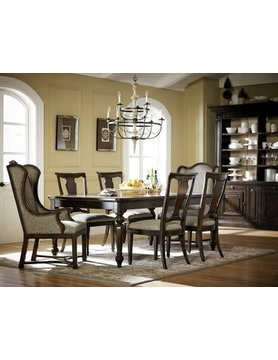 ART Furniture 210220DCS-2106DISC ART Egerton 7PC DIning Set(1TB,2AC,4SC)CLEARANCE