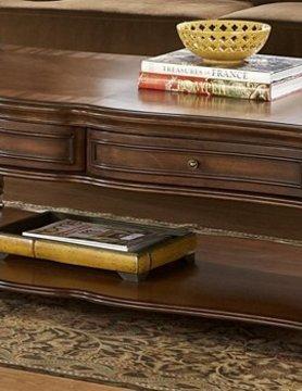 Top Line Furniture HE 5554-30&04 Top Line 2PC CKT/END Set