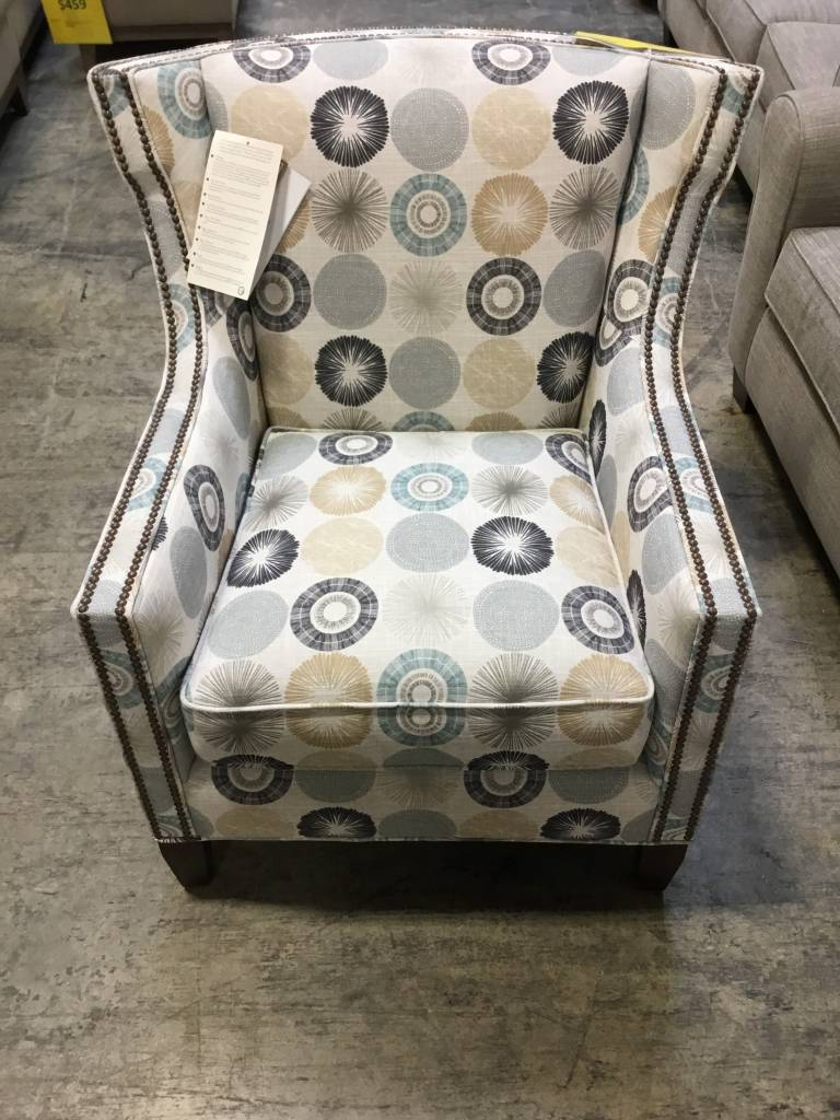 Craftmaster 035710-Limbo CM STNRY Accent chair
