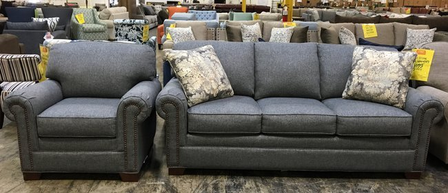 756550u0026510 Bahama CM STNRY 2PC Sofa U0026 Chair