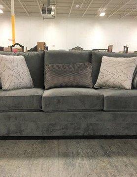 Craftmaster 733550-Burnish CM STNRY Sofa ONLY