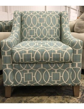 Owen-Circum EJ Lauren Accent Chair