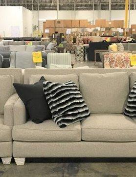 9500Argyle-SOFCHRMateoWheat John Michael 2PC Set Sofa/Chair CLEARANCE