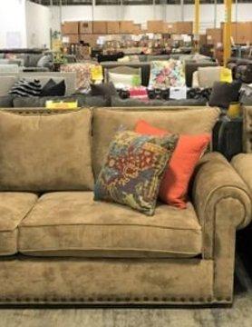 200AClassic-SOFCHRAsiaOtt John Michael STNRY 2PC Set Sofa/Chair