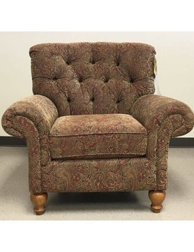 7010DPDISC Christabel Custom STNRY ChairCLEARANCE