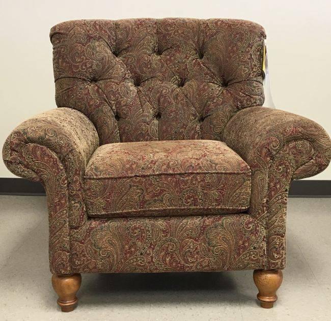 7010DPDISC Christabel Custom STNRY ChairCLEARANCE