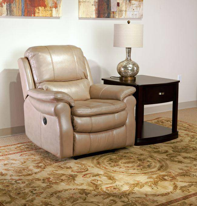 MJUN#812PSA Parker House Juno PWR RCLNR Chair