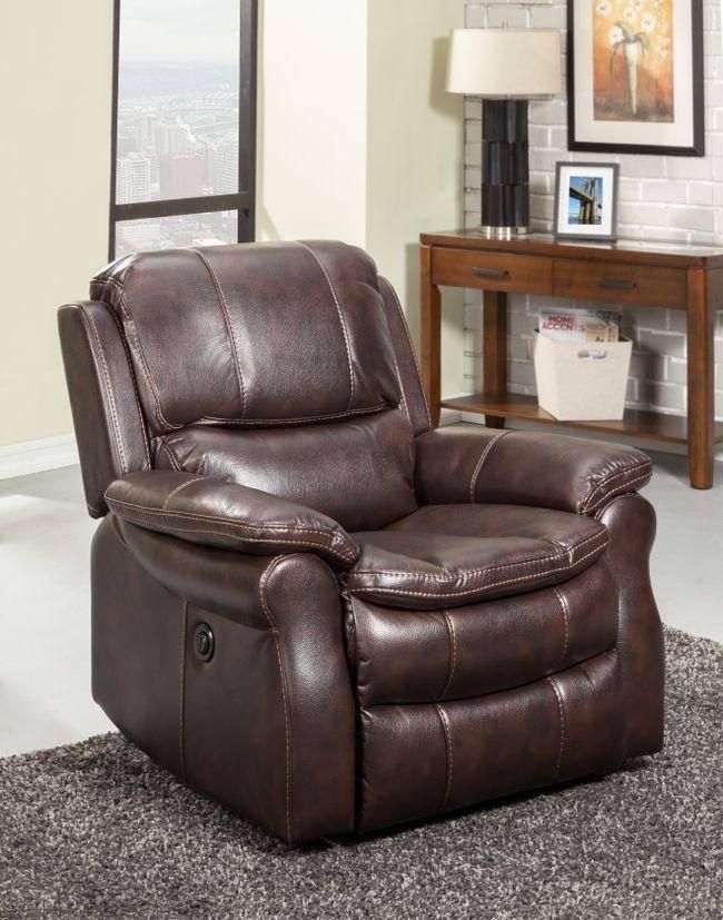 MJUN#812PNU Parker House Juno PWR RCLNR Chair