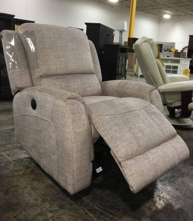 MCAS#812P PHODISC Parker House Castle PWR RCNLR Chair CLEARANCE