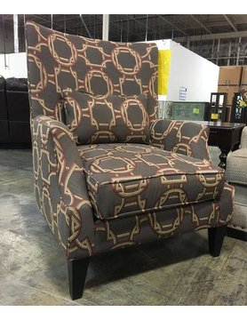 McKayAC-StarkfieldSpice EJ Lauren Accent Chair