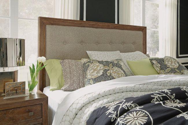 Flexsteel/Wynwood W1048-90KCS Flexsteel/Wynwood Hampton 5PC KING Bed Set(K,D,M,2N)