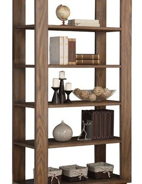 Flexsteel/Wynwood W1344-702 Flexsteel/Wynwood Maximus Office Bookcase