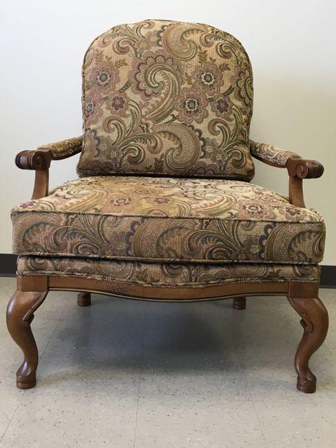 3410DPDISC Best Cogan Custom STNRY ChairDISCONTINUED