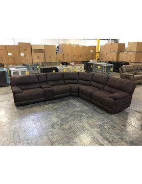 Parker House Furniture CLEARANCE MPEG-PACKADK Parker House Pegasus PWR RCNLR Sectional