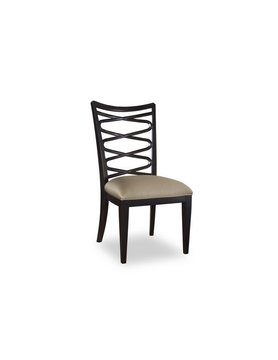 ART Furniture 208210-1815ISC ART Cosmopolitan Ribbon Back Side Chair