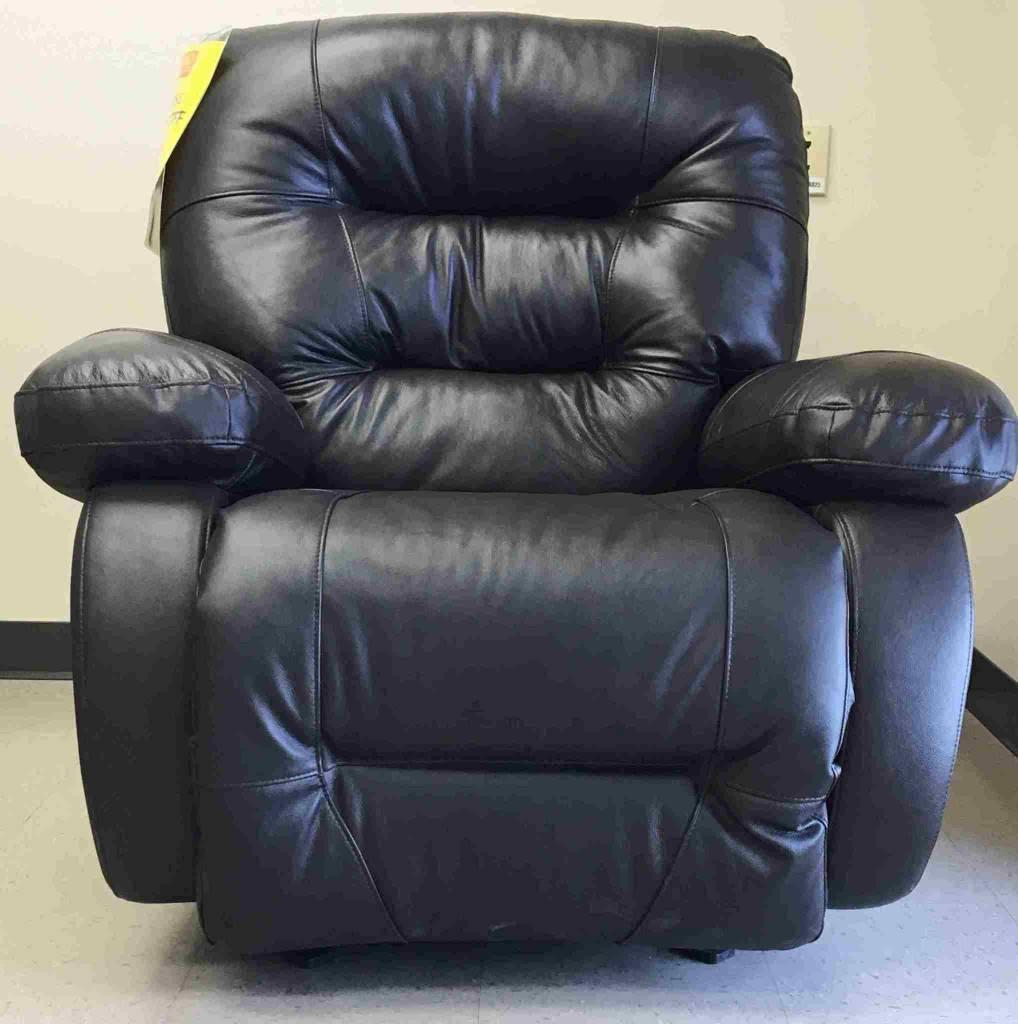 8N47LV-CHOCDISC Best Maddox RCNLR Chair ChocolateDISCONTINUED