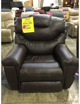 2232-26321COFFEE Southern Motion McLaren PWR Big Man RCNLR Chair