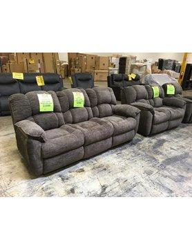 739-31P&21P22018DISC Southern Motion Weston PWR RCNLR 2PC SET Sofa/Love