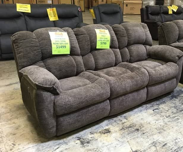 739-31P22018DISC Southern Motion Weston PWR RCNLR Sofa